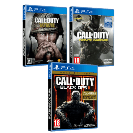 خرید کالکشن Call of Duty برای PS4 |