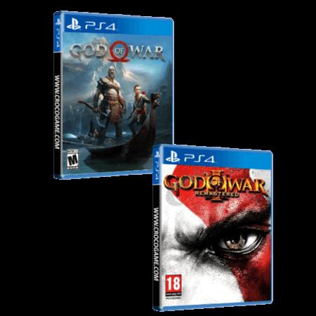 خرید کالکشن God of War