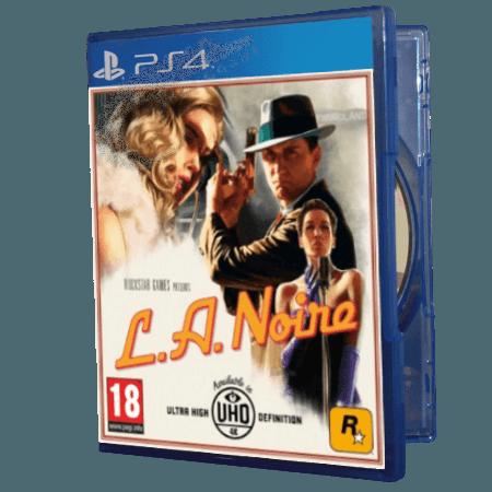 خرید بازی دست دوم و کارکرده LA Noire