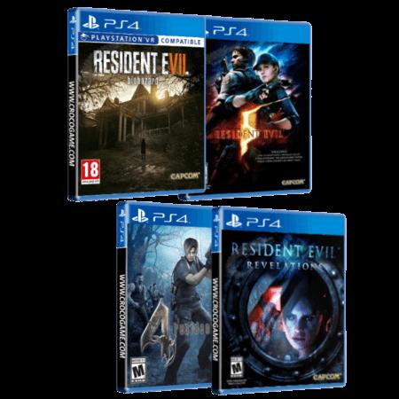 خرید کالکشن Resident Evil
