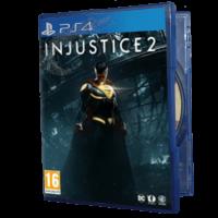خرید بازی دست دوم و کارکرده Injustice 2