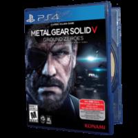 خرید بازی دست دوم و کارکرده Metal Gear Solid V Ground Zeroes