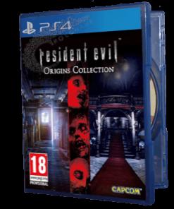 خرید بازی دست دوم و کارکرده Resident Evil Origins Collection