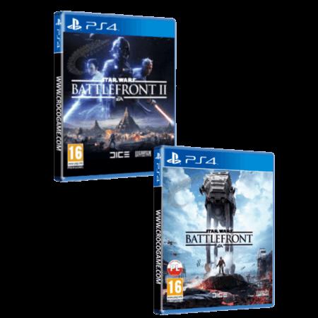 خرید کالکشن Star Wars Battlefront برای PS4