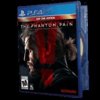 خرید بازی دست دوم و کارکرده Metal Gear Solid V The Phantom Pain