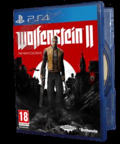 خرید بازی دست دوم و کارکرده Wolfenstein 2 The New Colossus