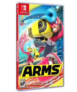 خرید بازی Arms برای Nintendo Switch