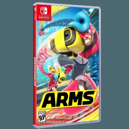 خرید بازی Arms برای Nintendo Switch