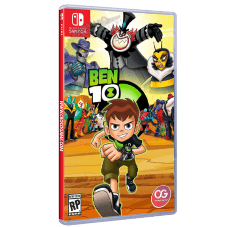 خرید بازی Ben 10 برای Nintendo Switch
