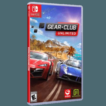 خرید بازی Gear.Club Unlimited برای Nintendo Switch