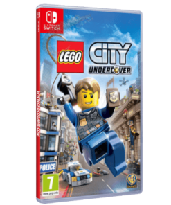 خرید بازی Lego City Undercover برای Nintendo Switch