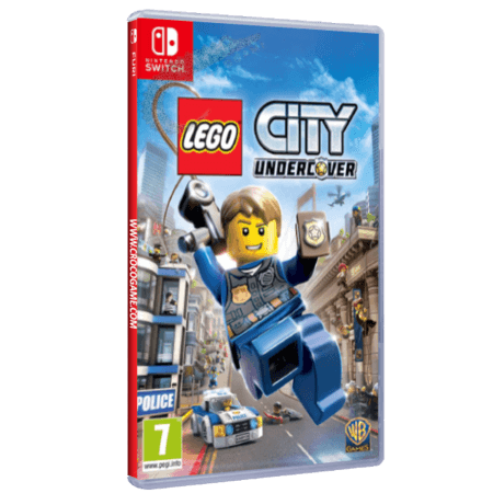 خرید بازی Lego City Undercover برای Nintendo Switch
