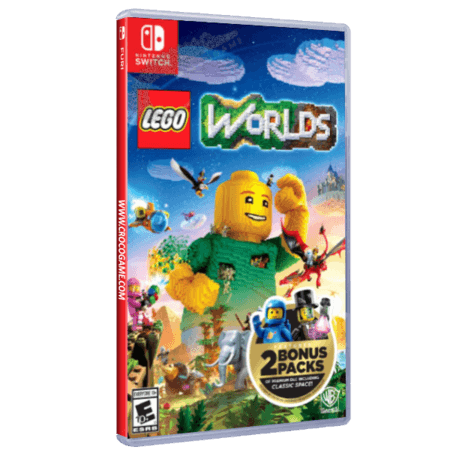 خرید بازی Lego Worlds برای Nintendo Switch