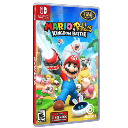 خرید بازی Mario + Rabbids Kingdom Battle برای Nintendo Switch