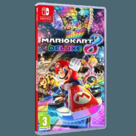 خرید بازی Mario Kart 8 Deluxe برای Nintendo Switch