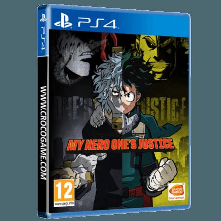 خرید بازی My Hero One's Justice