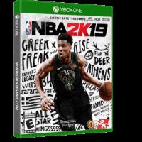 خرید بازی NBA2K19 برای Xbox One