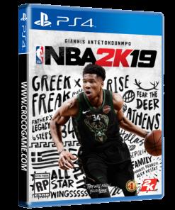 خرید بازی NBA 2K19