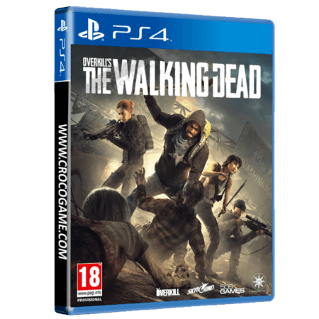 خرید بازی Overkill's The walking Dead