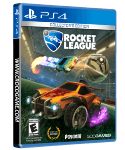 خرید بازی Rocket League Collectors Edition