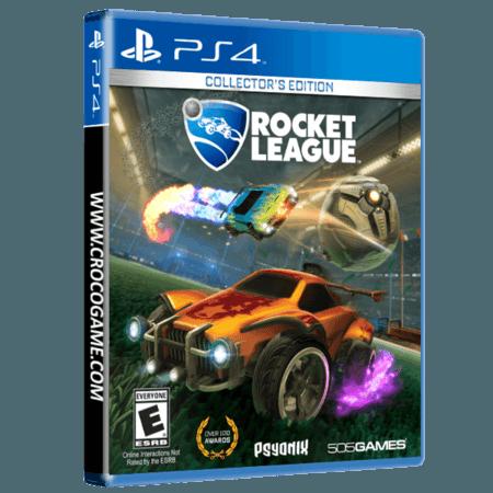 خرید بازی Rocket League Collectors Edition