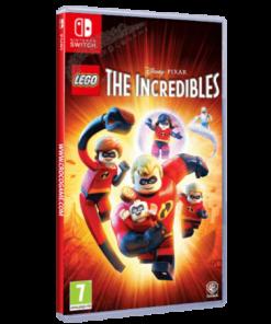 خرید بازی Lego The Incredibles برای Nintendo Switch