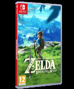 خرید بازی The Legend of Zelda: Breath of the Wild برای Nintendo Switch