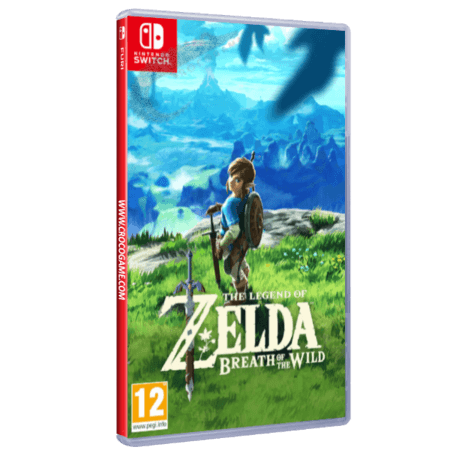 خرید بازی The Legend of Zelda: Breath of the Wild برای Nintendo Switch