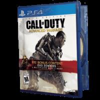خرید بازی دست دوم و کارکرده Call of Duty Advanced Warfare Gold Edition