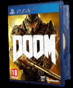 خرید بازی دست دوم و کارکرده Doom برای PS4