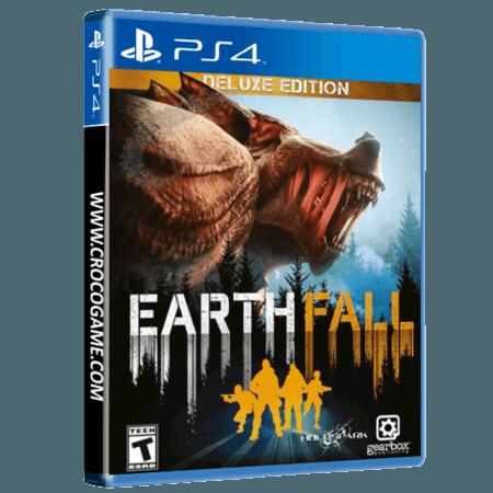 خرید بازی Earthfall: Deluxe Edition برای PS4
