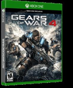 خرید بازی Gears of War 4 برای Xbox One