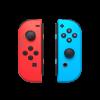 دسته قرمز/آبی نینتندو سوئیچ Neon Red/Neon Blue Nintendo Switch Joy-Con Controller