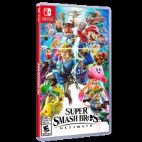 خرید بازی Super Smash Bros Ultimate برای Nintendo Switch