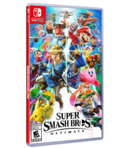 خرید بازی Super Smash Bros Ultimate برای Nintendo Switch