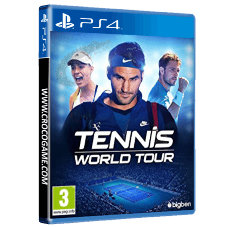 خرید بازی Tennis World Tour برای PS4