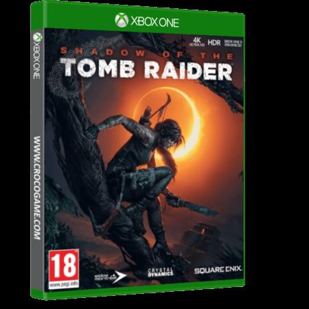 خرید بازی Shadow of the Tomb Raider برای Xbox One