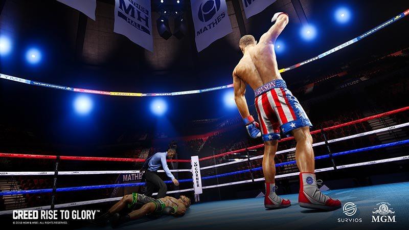 بازی Creed Rise to Glory