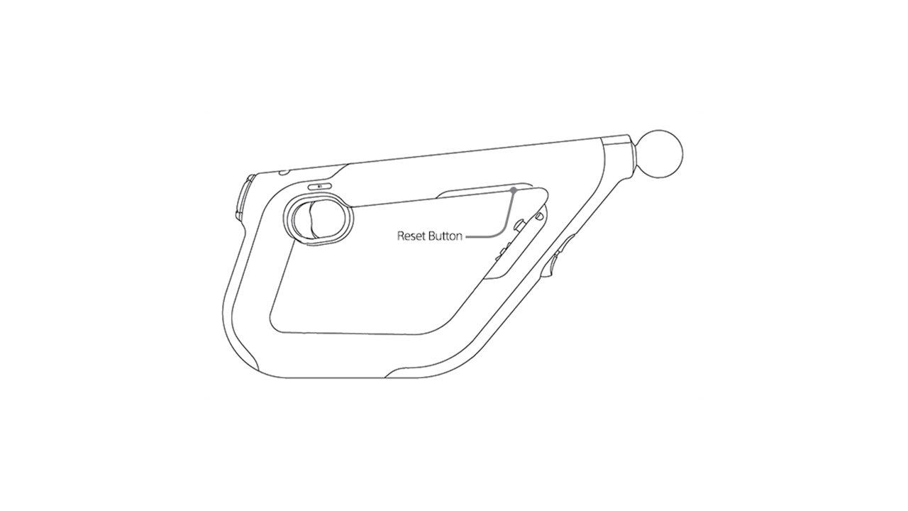 نصب PS VR aim controller