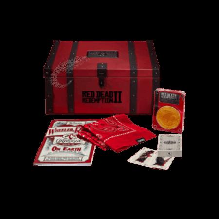 خرید بازی Red Dead Redemption 2 Collectors Edition برای PS4