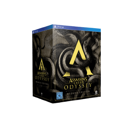 خرید بازی Assassins Creed Odyssey Medusa Edition برای PS4