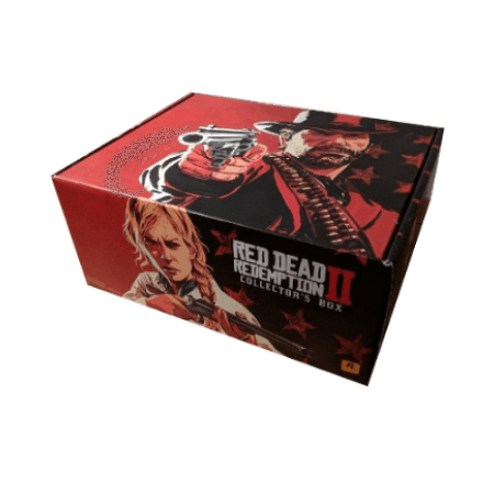 خرید بازی Red Dead Redemption 2 Collectors Edition برای PS4