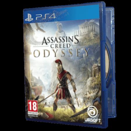 خرید بازی دست دوم و کارکرده Assassins Creed Odyssey برای PS4
