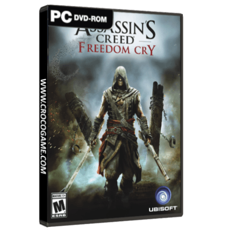 خرید بازی Assassin's Creed IV Black Flag Freedom Cry برای PC