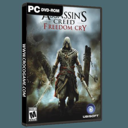 خرید بازی Assassin's Creed IV Black Flag Freedom Cry برای PC