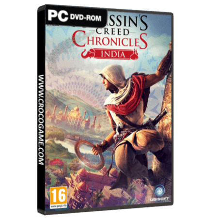 خرید بازی Assassin's Creed Chronicles INDIA برای PC