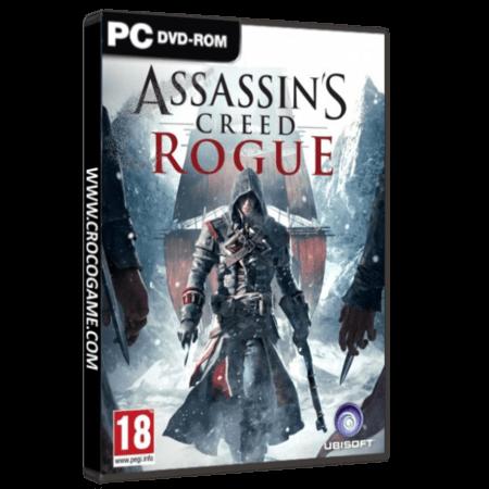 خرید بازی Assassin's Creed ROGUE برای PC