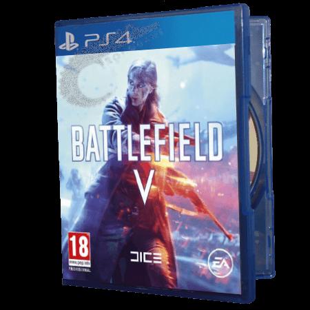 خرید بازی دست دوم و کارکرده Battlefield V برای PS4