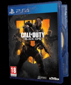 خرید بازی دست دوم و کارکرده Call of Duty Black Ops 4 برای PS4