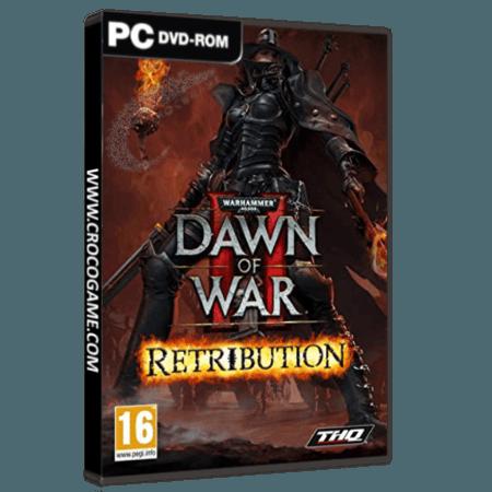 خرید بازی Warhammer 40000 Dawn of War II Retribution برای PC